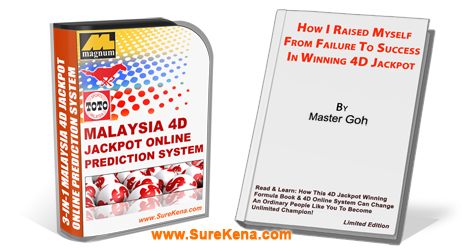 Malaysia & Singapore Lottery Result Prediction - Magnum
