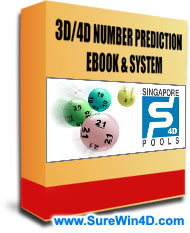 Singapore lottery 4d prediction system software