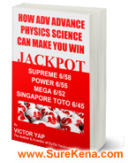 lotto jackpot strategy book
